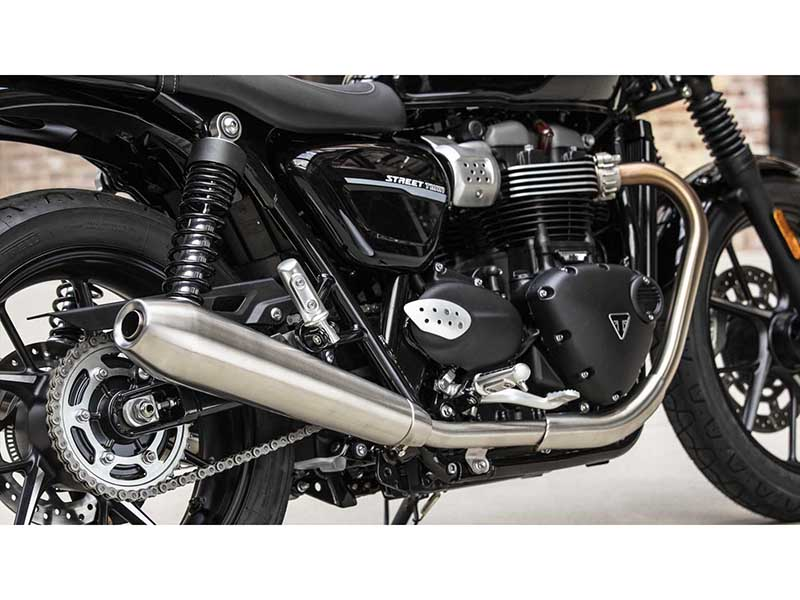 2020 Triumph Street Twin in Shelby Township, Michigan - Photo 6