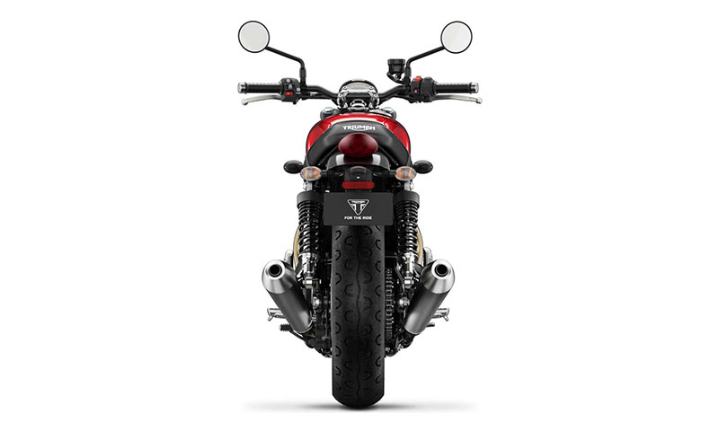 2020 Triumph Street Twin in New Haven, Connecticut - Photo 4