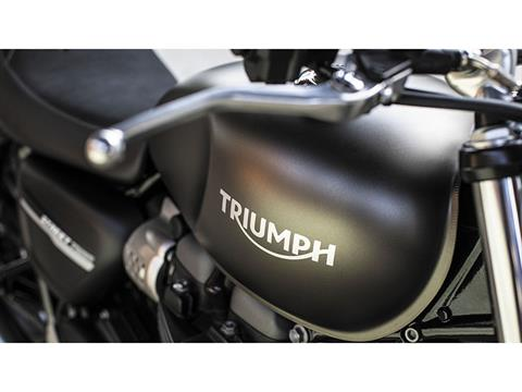 2020 Triumph Street Twin in New Haven, Connecticut - Photo 9