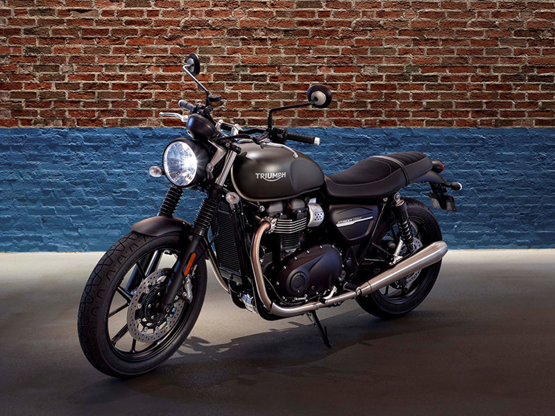 2020 Triumph Street Twin in Columbus, Ohio - Photo 9