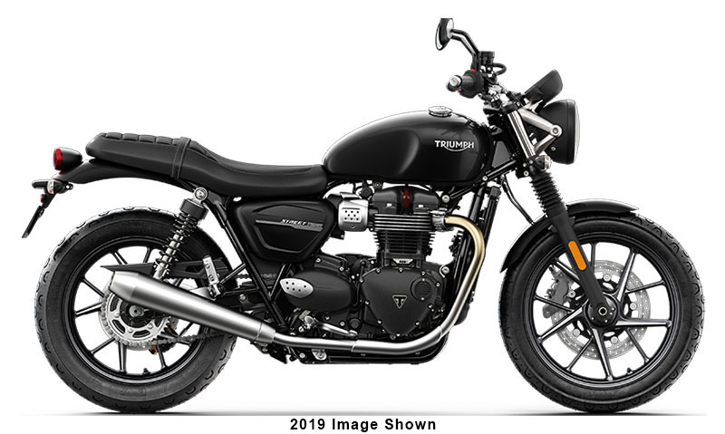 2020 Triumph Street Twin 900 in Greenville, South Carolina - Photo 1