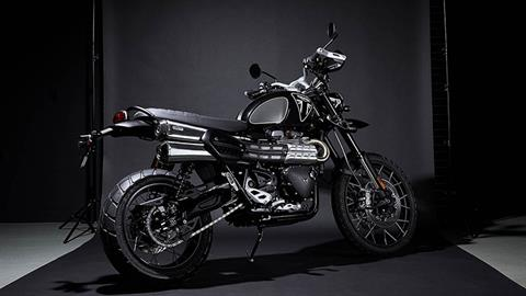 2020 Triumph Scrambler 1200 Bond Edition in Cleveland, Ohio - Photo 2