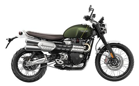 2020 Triumph Scrambler 1200 XC in Goshen, New York