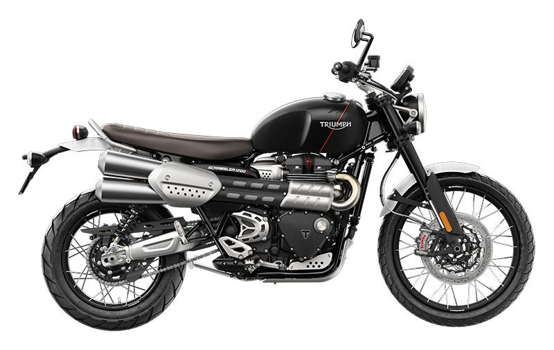 2020 Triumph Scrambler 1200 XC in Indianapolis, Indiana - Photo 1