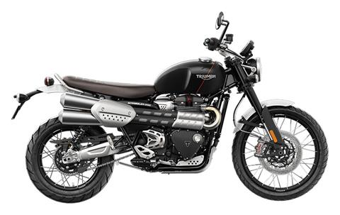 2020 Triumph Scrambler 1200 XC in Pensacola, Florida - Photo 1