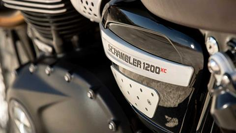 2020 Triumph Scrambler 1200 XC in Belle Plaine, Minnesota - Photo 5