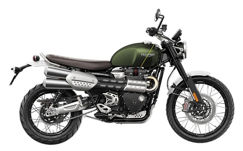 2020 Triumph Scrambler 1200 XC in Goshen, New York - Photo 1