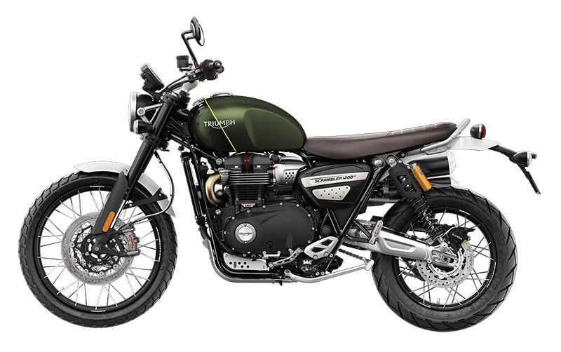2020 Triumph Scrambler 1200 XC in Colorado Springs, Colorado