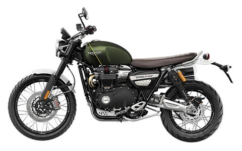2020 Triumph Scrambler 1200 XC in Belle Plaine, Minnesota - Photo 2
