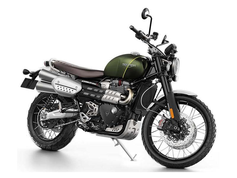 2020 Triumph Scrambler 1200 XC in Belle Plaine, Minnesota - Photo 14