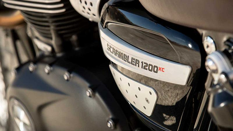 2020 Triumph Scrambler 1200 XC in Cleveland, Ohio - Photo 9