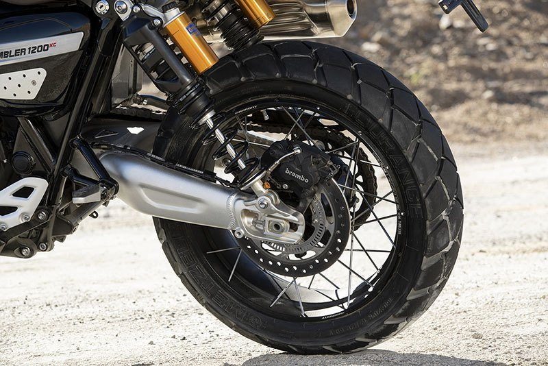 2020 Triumph Scrambler 1200 XC in San Jose, California - Photo 11