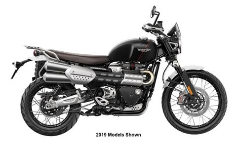 2020 Triumph Scrambler 1200 XC - Showcase in San Jose, California