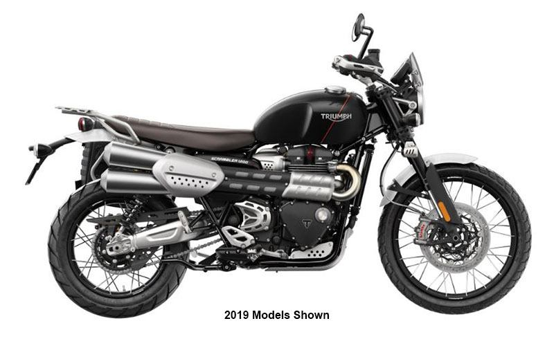 2020 Triumph Scrambler 1200 XC - Showcase in Kingsport, Tennessee - Photo 1