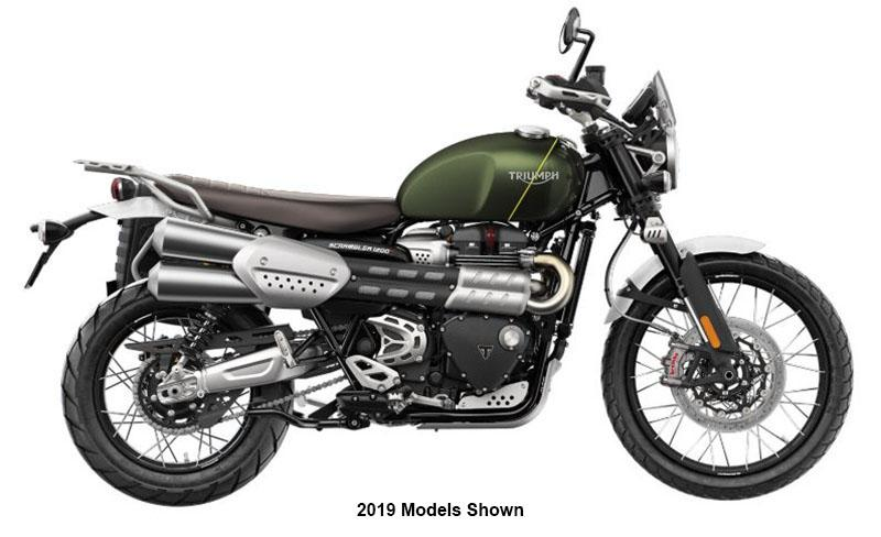 2020 Triumph Scrambler 1200 XC - Showcase in Shelby Township, Michigan - Photo 1