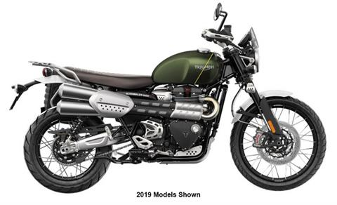 2020 Triumph Scrambler 1200 XC - Showcase in New Haven, Connecticut - Photo 1