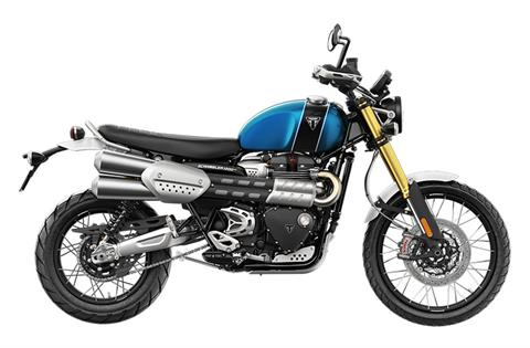 2020 Triumph Scrambler 1200 XE in Iowa City, Iowa