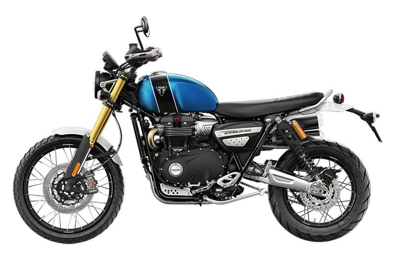 2020 Triumph Scrambler 1200 XE in San Jose, California - Photo 2
