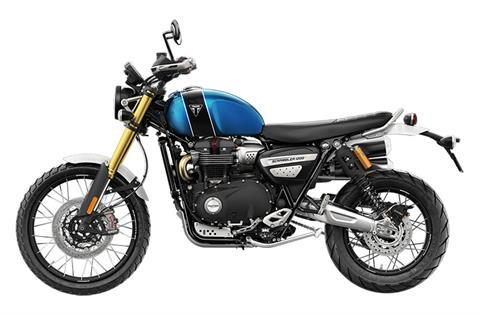 2020 Triumph Scrambler 1200 XE in Philadelphia, Pennsylvania - Photo 2