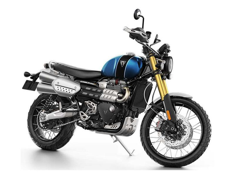 2020 Triumph Scrambler 1200 XE in San Jose, California - Photo 3
