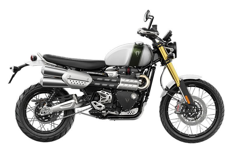 2020 Triumph Scrambler 1200 XE in Cleveland, Ohio - Photo 1