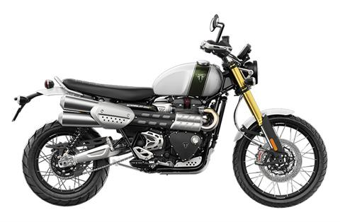2020 Triumph Scrambler 1200 XE in Bakersfield, California - Photo 1