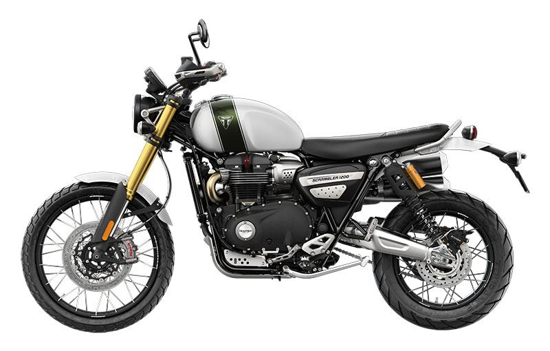 2020 Triumph Scrambler 1200 XE in Saint Louis, Missouri - Photo 2