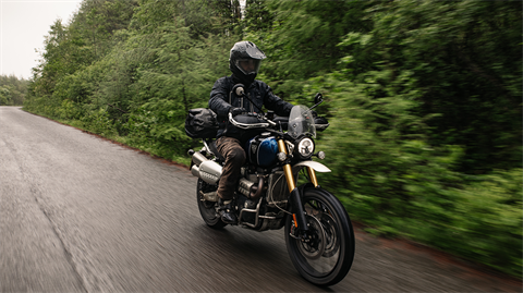 2020 Triumph Scrambler 1200 XE in Cleveland, Ohio - Photo 8