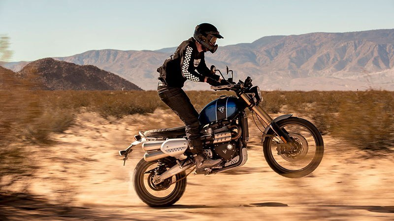 2020 Triumph Scrambler 1200 XE in Bakersfield, California - Photo 9