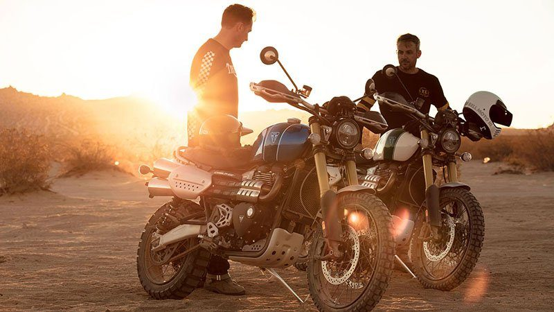 2020 Triumph Scrambler 1200 XE in Bakersfield, California - Photo 10