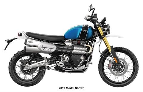 2020 Triumph Scrambler 1200 XE - Showcase in Rapid City, South Dakota