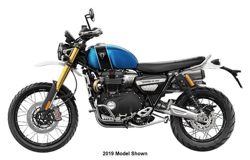 2020 Triumph Scrambler 1200 XE - Showcase in Belle Plaine, Minnesota - Photo 2