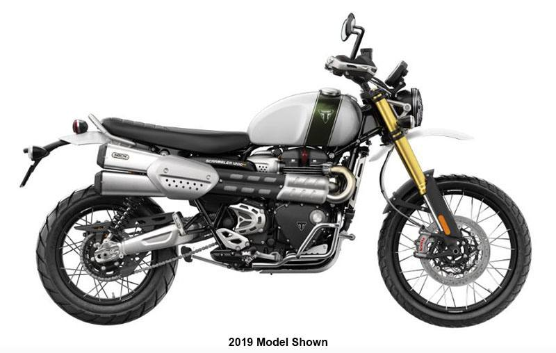 2020 Triumph Scrambler 1200 XE - Showcase in San Jose, California - Photo 1