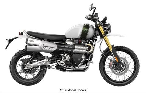 2020 Triumph Scrambler 1200 XE - Showcase in Shelby Township, Michigan - Photo 1