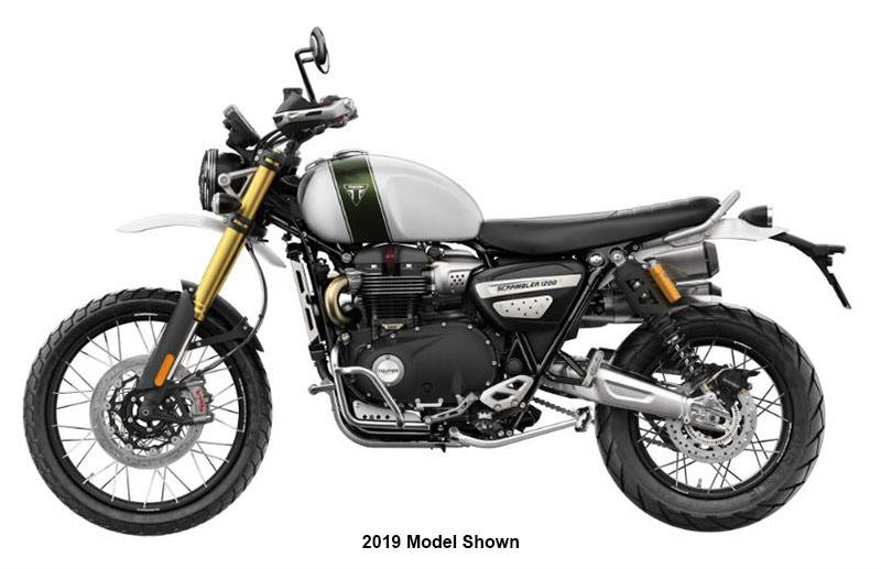 2020 Triumph Scrambler 1200 XE - Showcase in San Jose, California - Photo 2