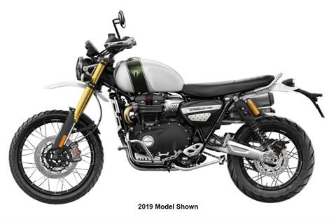 2020 Triumph Scrambler 1200 XE - Showcase in Tarentum, Pennsylvania - Photo 2