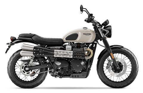 2020 Triumph Street Scrambler 900 in Charleston, South Carolina