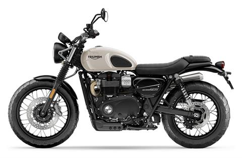 2020 Triumph Street Scrambler 900 in Cleveland, Ohio - Photo 2