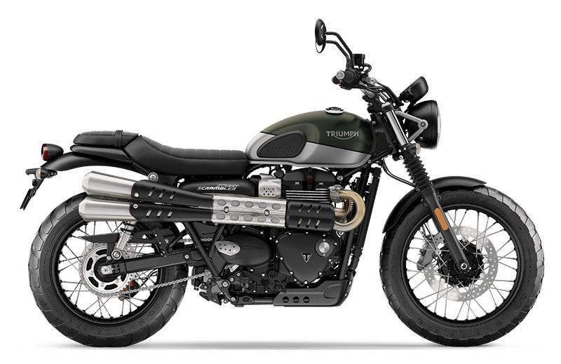 2020 Triumph Street Scrambler 900 in Norfolk, Virginia - Photo 1