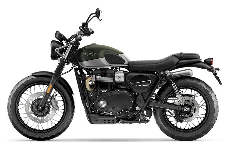 2020 Triumph Street Scrambler 900 in Norfolk, Virginia - Photo 2