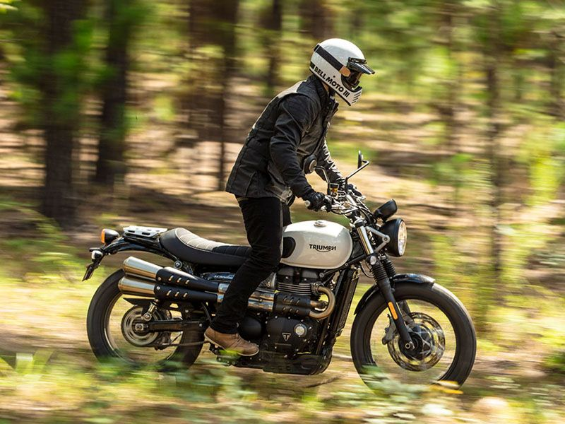 2020 Triumph Street Scrambler 900 in Cleveland, Ohio - Photo 3