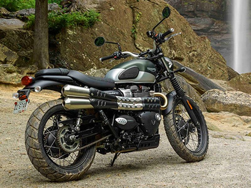 2020 Triumph Street Scrambler 900 in Norfolk, Virginia - Photo 4