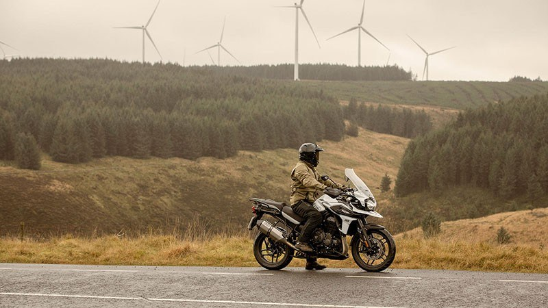 2020 Triumph Tiger 1200 Alpine Edition in Kingsport, Tennessee - Photo 9