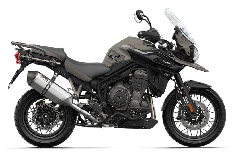 2020 Triumph Tiger 1200 Desert Edition in Pensacola, Florida - Photo 1