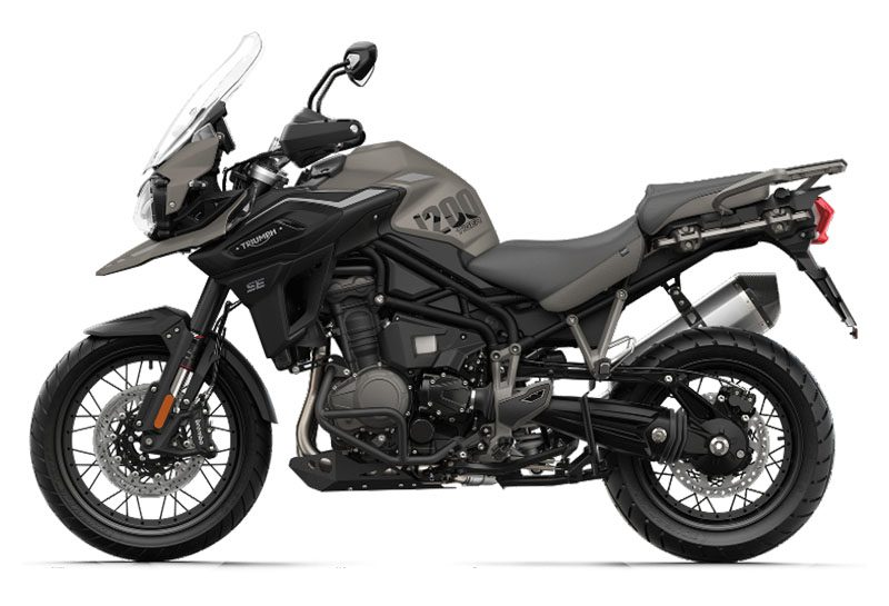 2020 Triumph Tiger 1200 Desert Edition in Pensacola, Florida - Photo 2