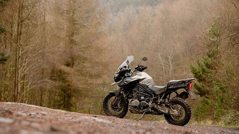 2020 Triumph Tiger 1200 Desert Edition in Shelby Township, Michigan - Photo 8