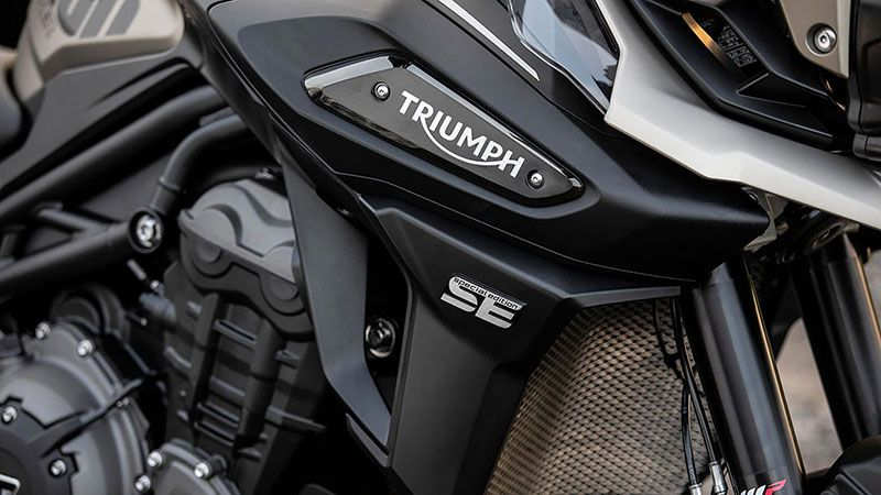 2020 Triumph Tiger 1200 Desert Edition in Colorado Springs, Colorado - Photo 14