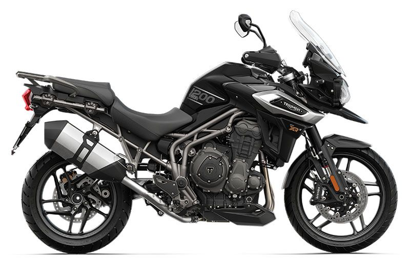 2019 Triumph Tiger 1200 XRx Low in Belle Plaine, Minnesota