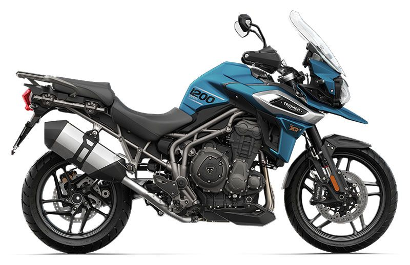 2019 Triumph Tiger 1200 XRx Low in Shelby Township, Michigan