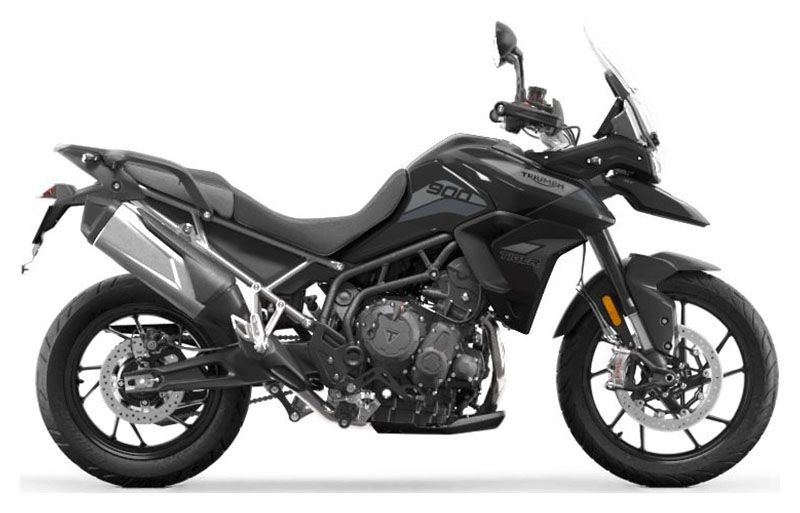 2020 Triumph Tiger 900 GT Low in Norfolk, Virginia